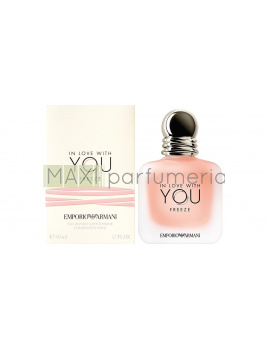 Giorgio Armani Emporio In Love With You Freeze, Parfémovaná voda 100ml - Tester