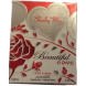 Shirley May Beautiful Love Pour Femme, Toaletní voda 100ml(Alternatíva vône Cacharel Amor Amor)