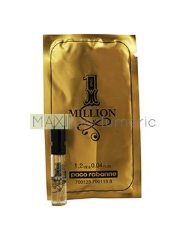 Paco Rabanne 1 Million, Vzorka vone