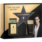 Antonio Banderas The Golden Secret SET: Toaletní voda 100 ml + Deodorant 150 ml