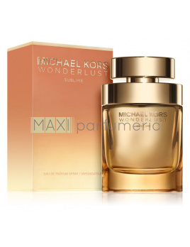 Michael Kors Wonderlust Sublime, parfumovaná voda 100ml