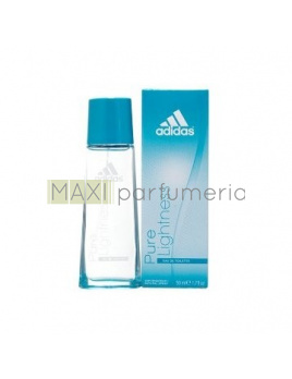 Adidas Pure Lightness For Women, Toaletní voda 50ml