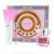 Versace Bright Crystal SET: Toaletní voda 90ml + Toaletní voda 10ml + Tělové mléko 150ml