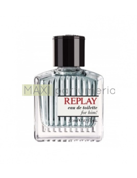 Replay for Him, Toaletní voda 75ml - tester