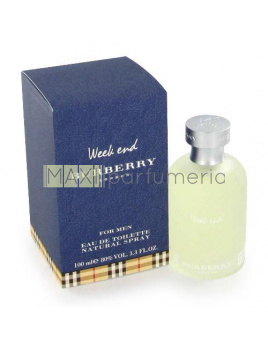 Burberry Weekend for Men, Toaletní voda 100ml