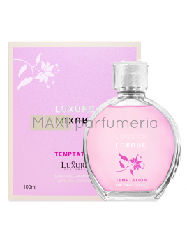 Luxure Temptation, Parfémovaná voda 100ml (Alternatíva vône Chanel Chance Eau Tendre)