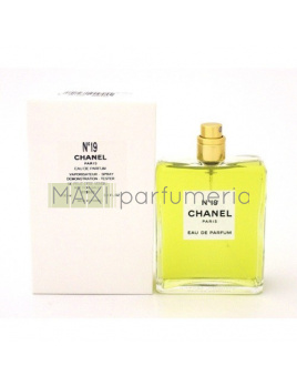Chanel No.19, Parfumovaná voda 100ml, Tester