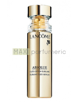 Lancome Absolue Oleo Serum, Pleťové sérum, Emulze - 30ml